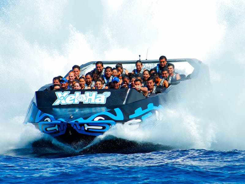 Xel H Total An Aquatic Experience In Cancun And Tulum