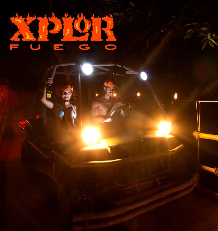 Xplor Fuego Tour